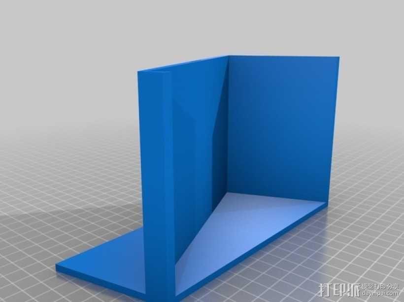 Ipad Mini外盒 3D模型  图3