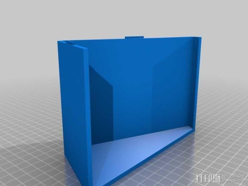 Ipad Mini外盒 3D模型  图4