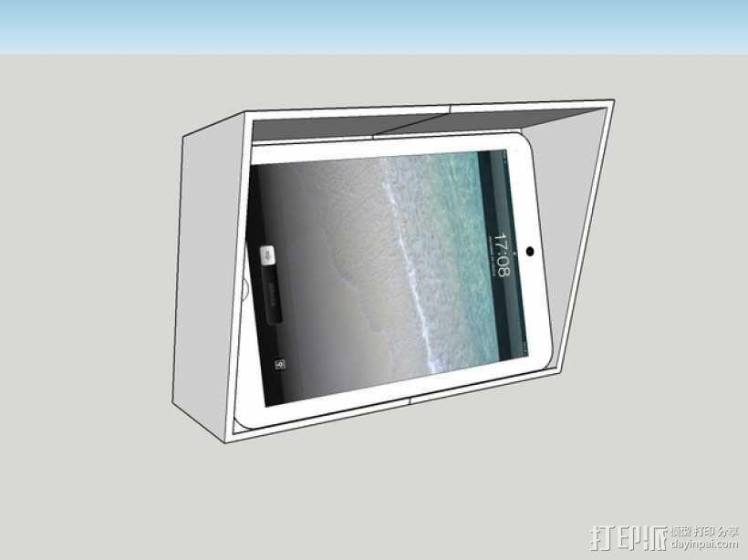 Ipad Mini外盒 3D模型  图5