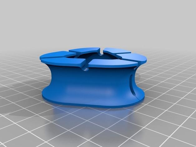 耳机收纳套 3D模型  图2