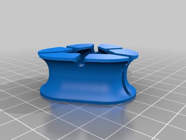耳机收纳套 3D模型  图7