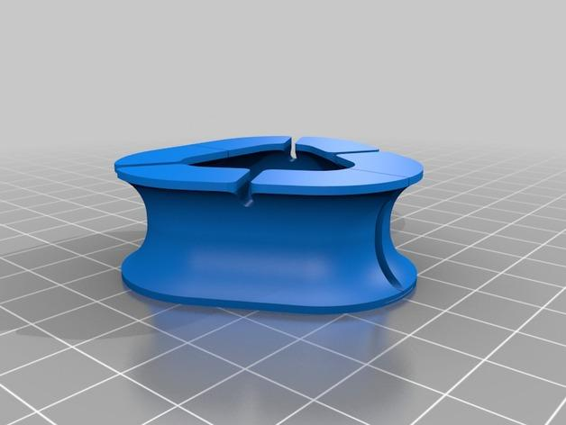 耳机收纳套 3D模型  图8