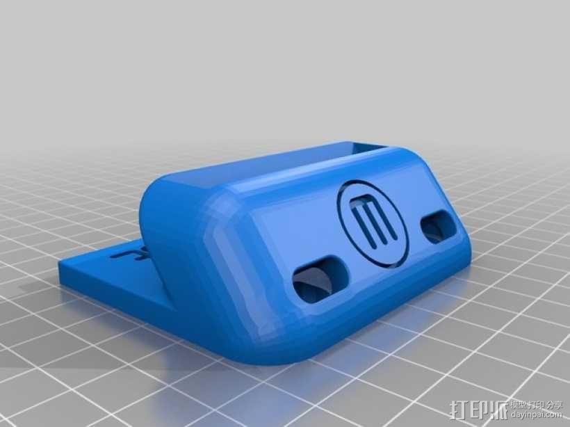 手机扩音器 3D模型  图6