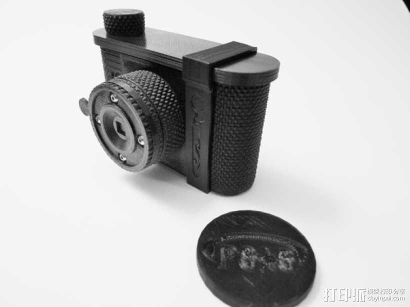 针孔照相机 3D模型  图11
