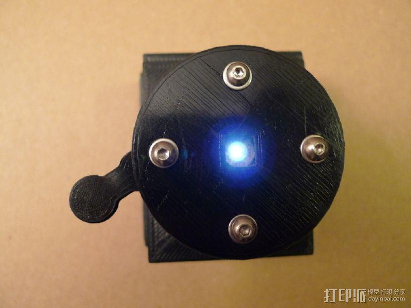 针孔照相机 3D模型  图14