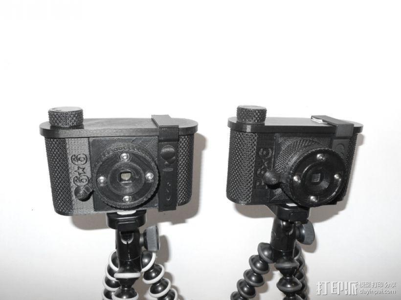 针孔照相机 3D模型  图17