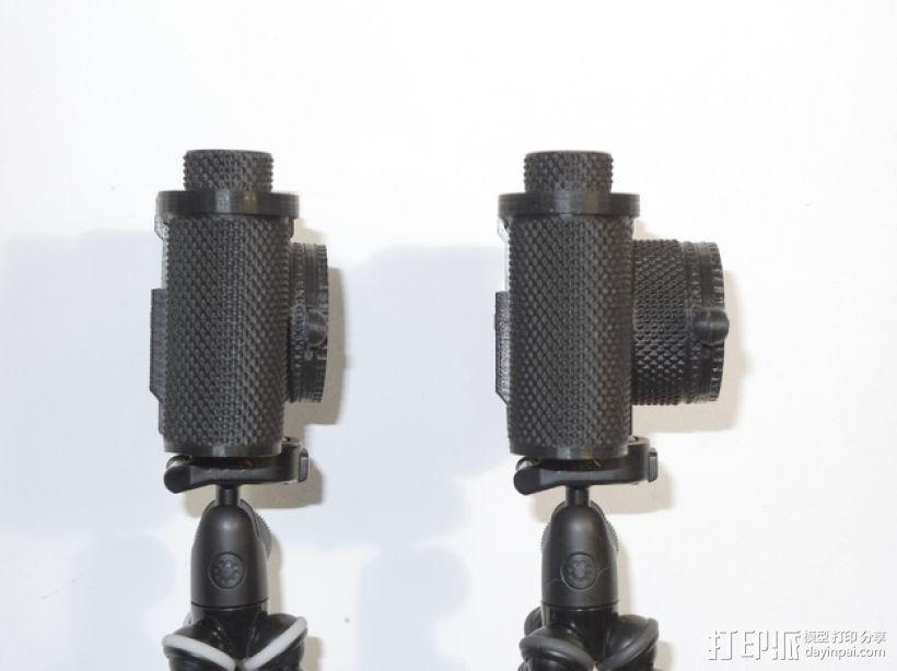 针孔照相机 3D模型  图20