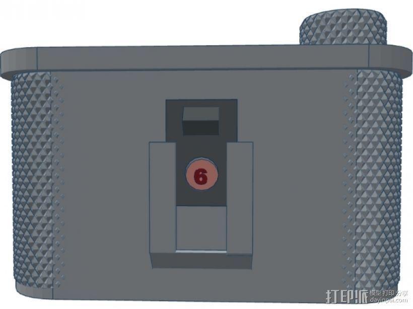 针孔照相机 3D模型  图24