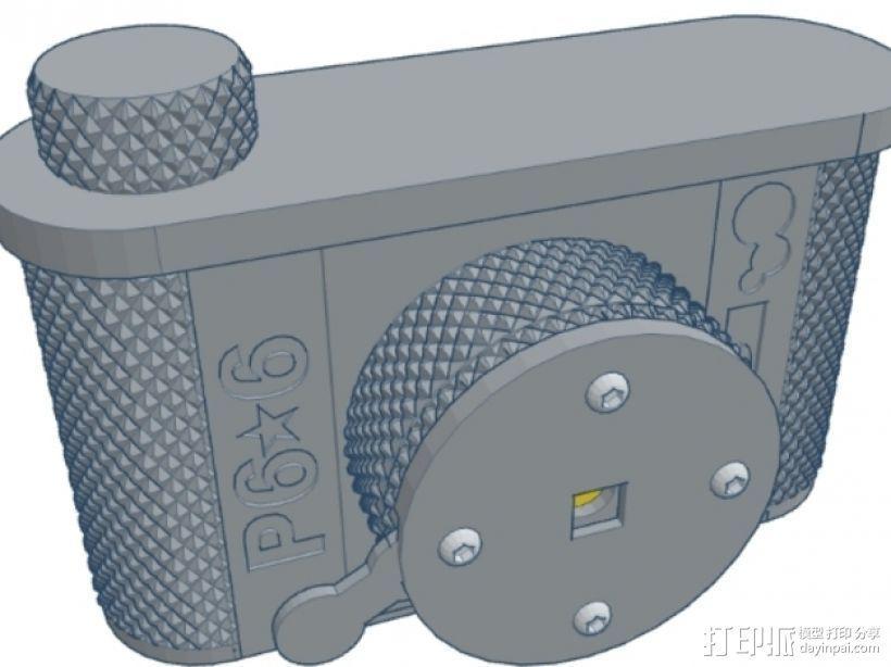 针孔照相机 3D模型  图21