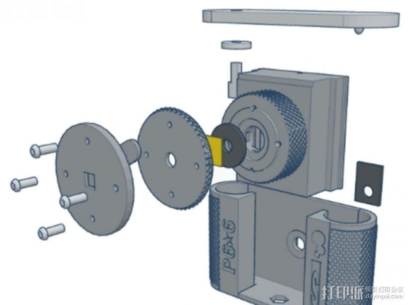 针孔照相机 3D模型  图27