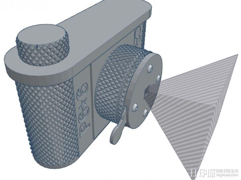 针孔照相机 3D模型  图28