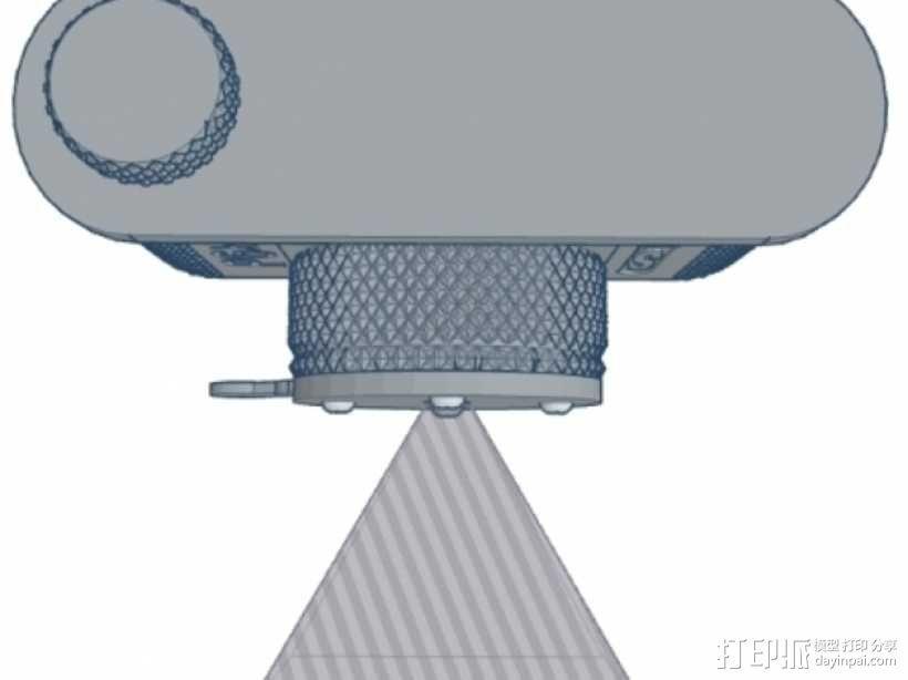 针孔照相机 3D模型  图30