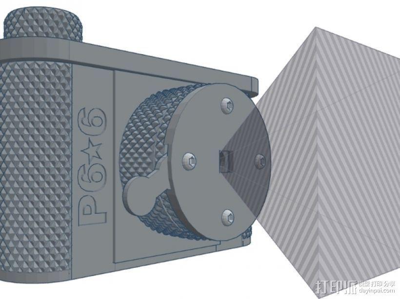 针孔照相机 3D模型  图31