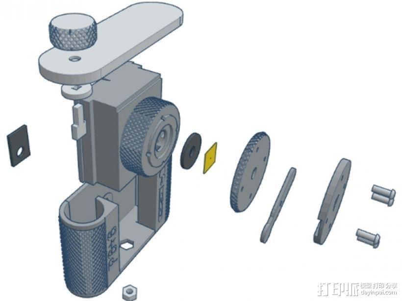 针孔照相机 3D模型  图29