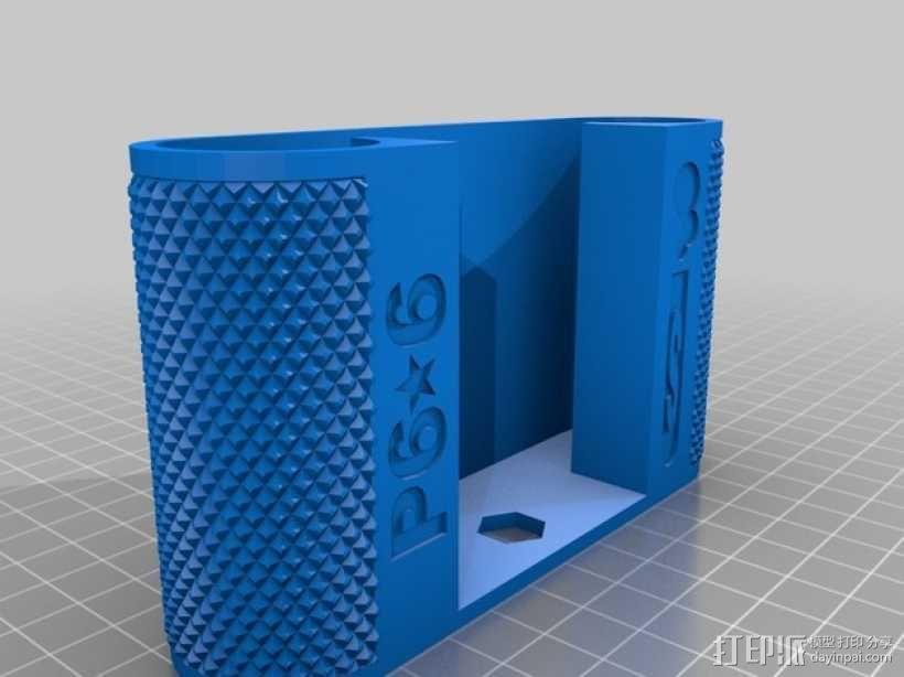 针孔照相机 3D模型  图35