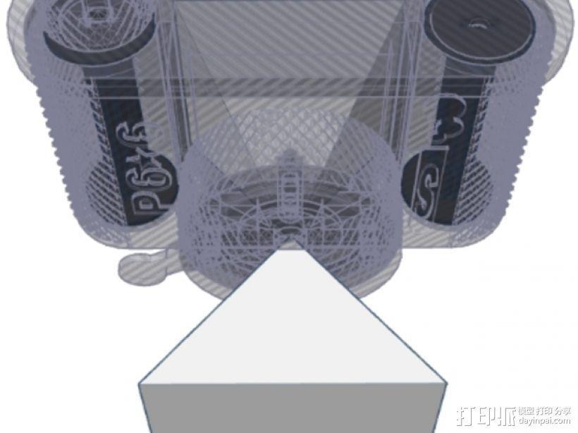 针孔照相机 3D模型  图32