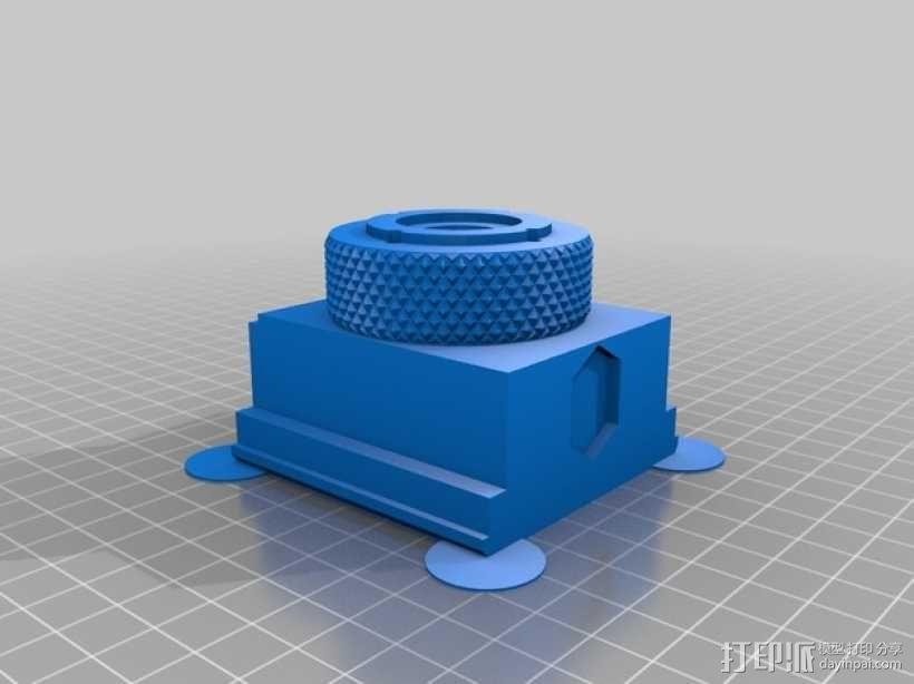 针孔照相机 3D模型  图36