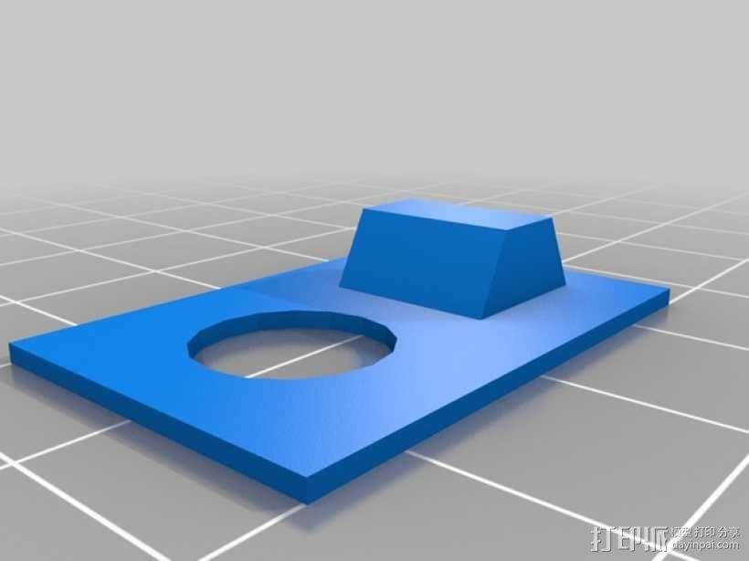针孔照相机 3D模型  图38