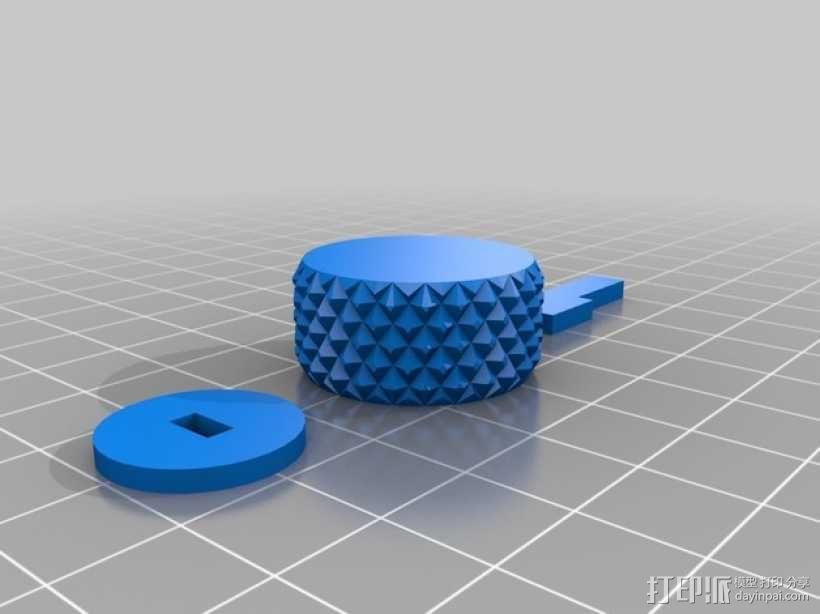 针孔照相机 3D模型  图40