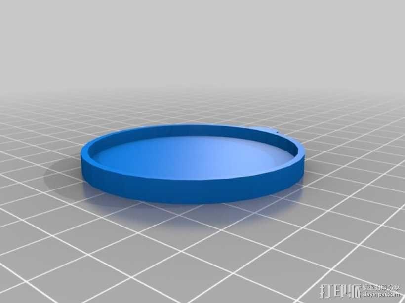 针孔照相机 3D模型  图53