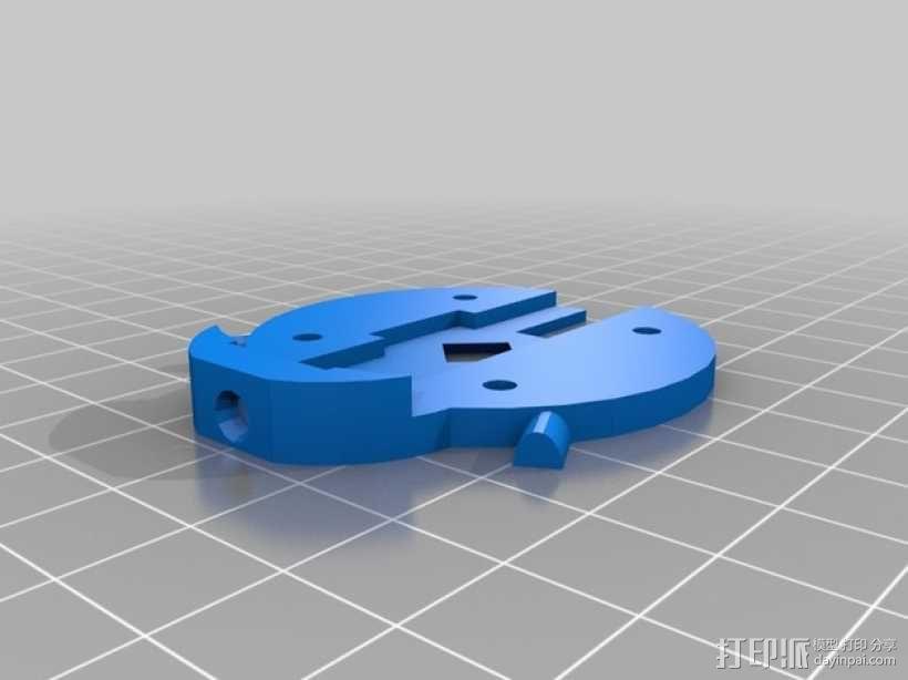 针孔照相机 3D模型  图55