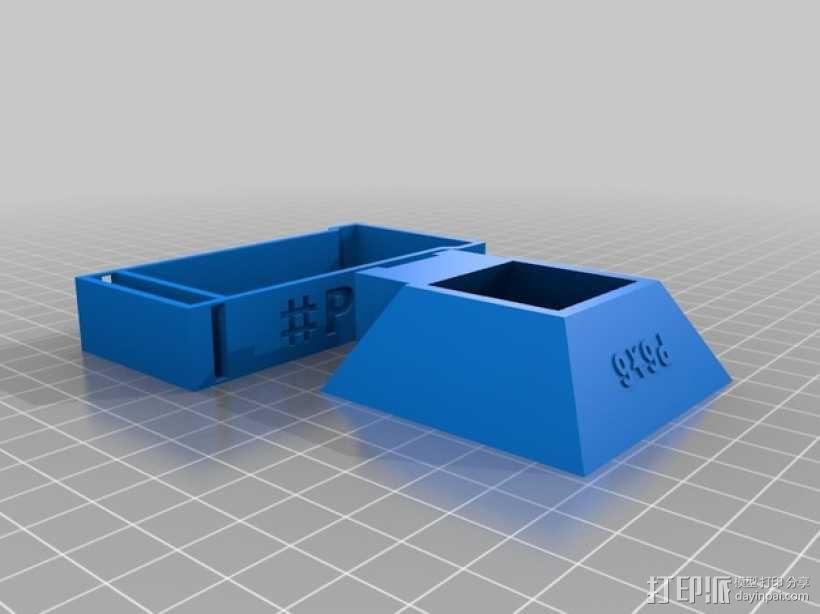 针孔照相机 3D模型  图58