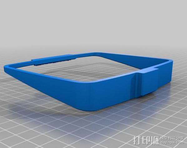 PHIL复古台式电脑/媒介中心 3D模型  图14