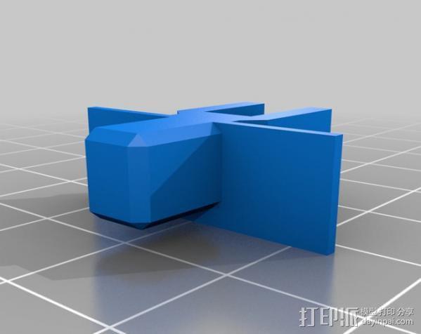 PHIL复古台式电脑/媒介中心 3D模型  图18