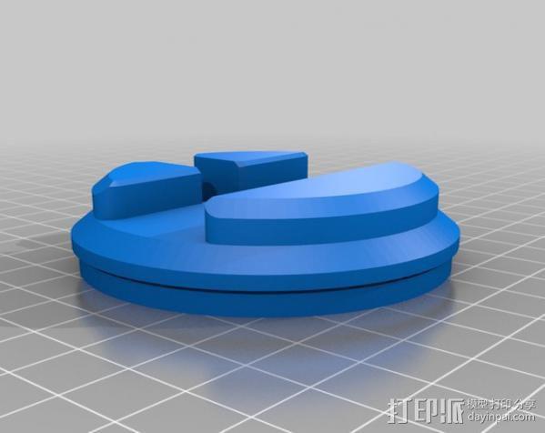 PHIL复古台式电脑/媒介中心 3D模型  图20