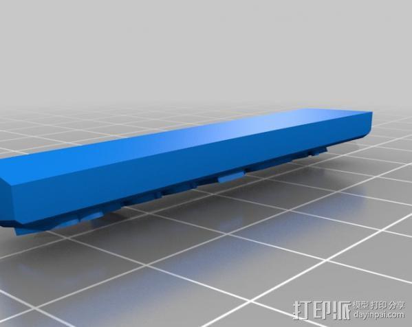 PHIL复古台式电脑/媒介中心 3D模型  图23