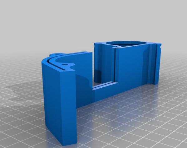 3D打印开源照相机 3D模型  图10