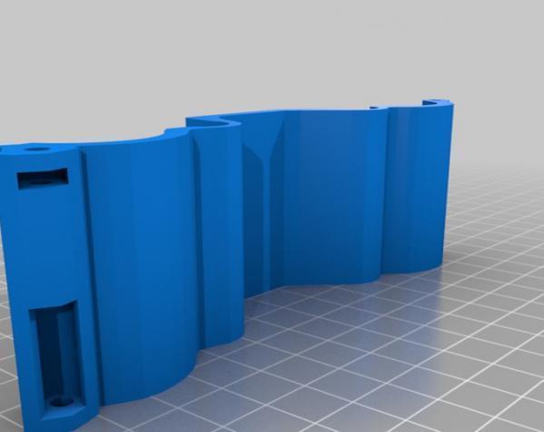3D打印开源照相机 3D模型  图11