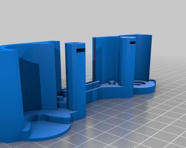 3D打印开源照相机 3D模型  图12