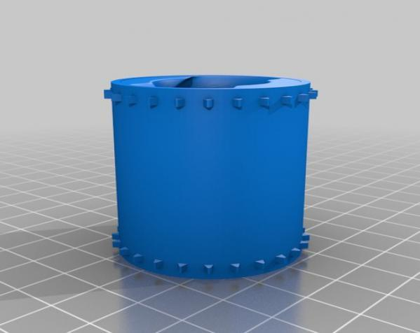 3D打印开源照相机 3D模型  图14