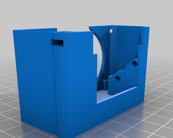 3D打印开源照相机 3D模型  图13