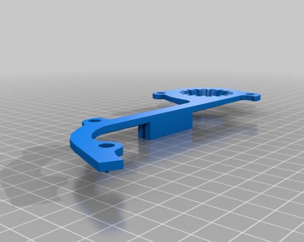 3D打印开源照相机 3D模型  图16