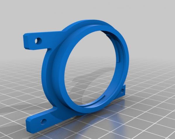 3D打印开源照相机 3D模型  图18