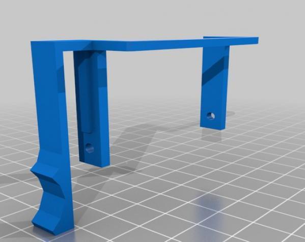 3D打印开源照相机 3D模型  图20