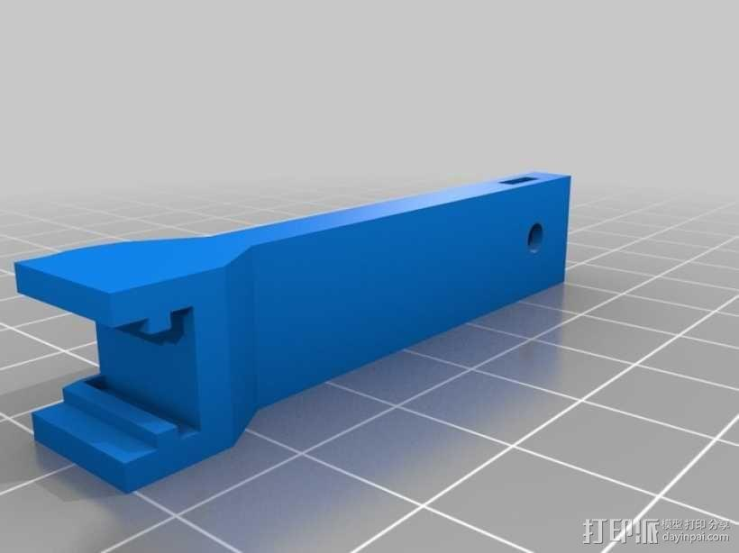 3D打印开源照相机 3D模型  图26