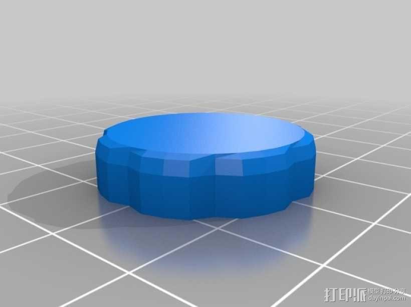 3D打印开源照相机 3D模型  图28
