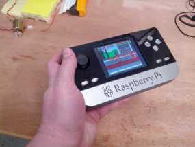 Raspberry Pi 迷你电脑 3D模型