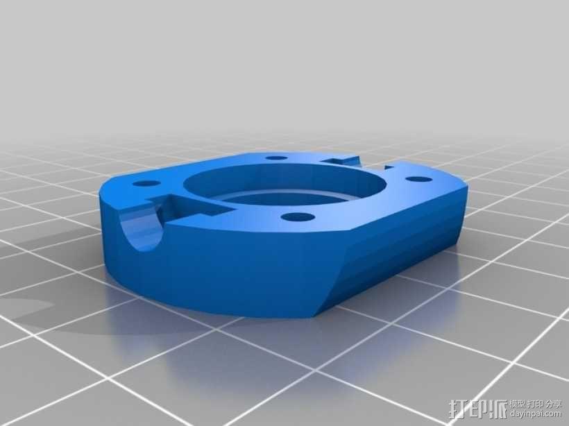 MaxGlide手持稳定器 3D模型  图11