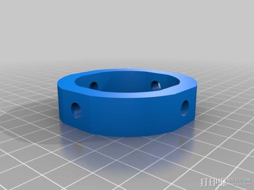 MaxGlide手持稳定器 3D模型  图14