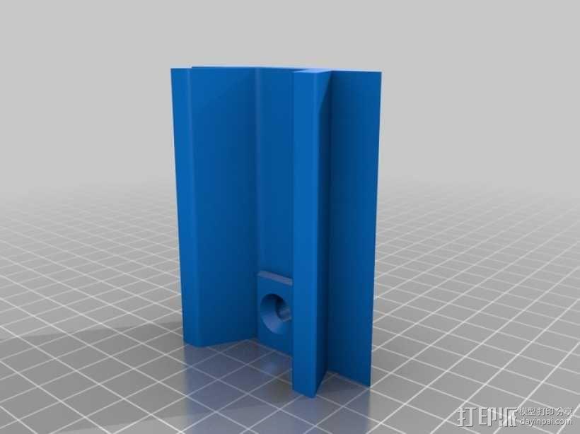 MaxGlide手持稳定器 3D模型  图16