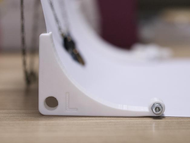纸夹 3D模型  图1