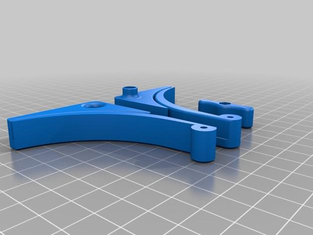 纸夹 3D模型  图6