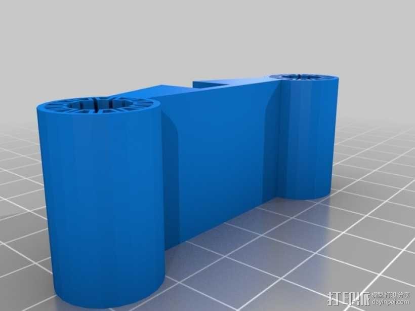 智能手机滑块 3D模型  图5