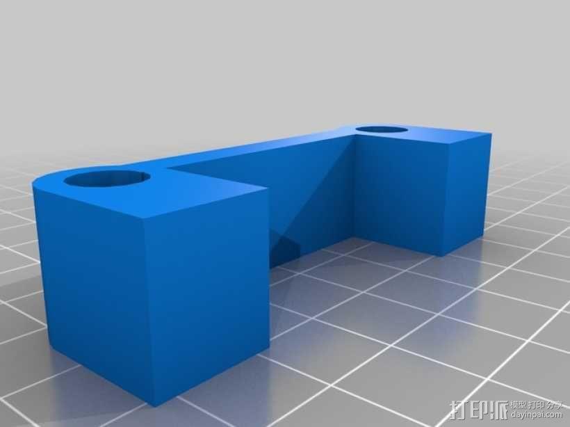 智能手机滑块 3D模型  图6
