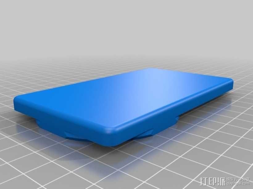 名片夹 3D模型  图9