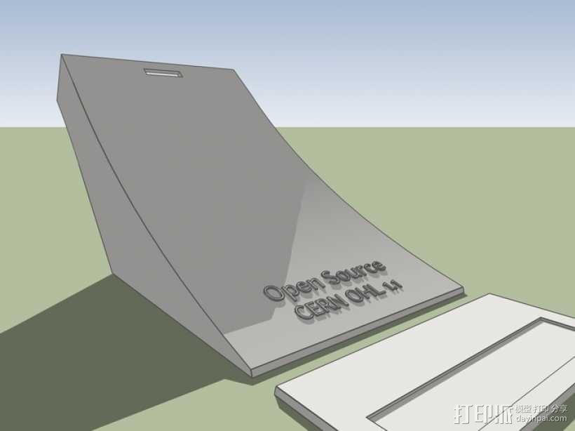 分光仪 3D模型  图2